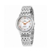 Omega De Ville Prestige Women's Watch Silver (424.10.27.60.55.001)