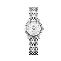 Omega De Ville Prestige Women's Watch Silver (424.15.24.60.55.001)