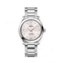 Omega Seamaster Aqua Terra Women's Watch Silver (220.10.28.60.54.001)