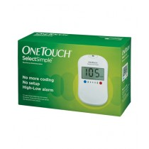 OneTouch SelectSimple Blood Glucose Monitor