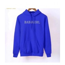 Oneway BabyGirl Hoodie For Women Blue (0042)