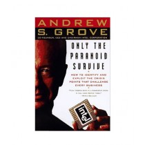 Only the Paranoid Survive Book