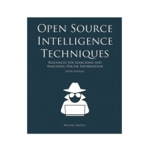 Open Source Intelligence Techniques Book