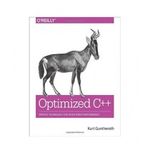 Optimized C++ Book 1st Edition