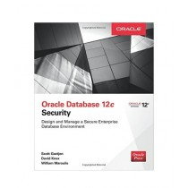 Oracle Database 12c Security Book 1st Edition