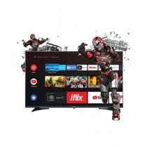 """Orient Action 32"""" HD Smart LED TV Black"""