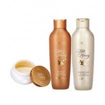 Oriflame Milk & Honey Gold Hair Care Range Pack Of 3