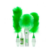 ORO Store Go Duster Green & White