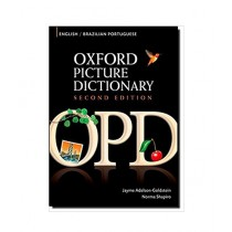 Oxford Picture Dictionary English-Chinese Book 2nd Edition