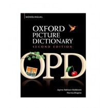 Oxford Picture Dictionary (Monolingual English) Book 2nd Edition