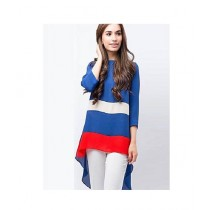 Packs Panel Western Style Tunic For Women Multicolor (DF-00722-WF)