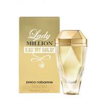 Paco Rabanne Lady Million EAU My Gold EDT Perfume For Women 80ML