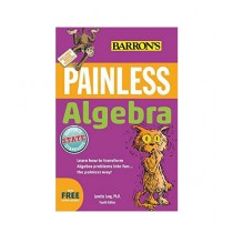 Painless Algebra Book 4th Edition