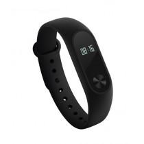 PakBazaar Smart Tracker Watch Band Black (V07S)