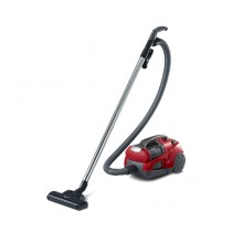 Panasonic Canister Vacuum Cleaner Red (MC-CL563)