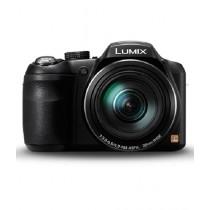 Panasonic LUMIX Digital Camera Black (DMC-LZ40)