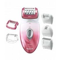 Panasonic Wet and Dry Shaver and Epilator (ES-ED90-P)