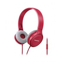 Panasonic Stereo Over-Ear Headphones Pink (RP-HF100MGC)
