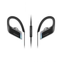 Panasonic Wings Wireless Bluetooth Sport Earbuds Black (RP-BTS50-K)