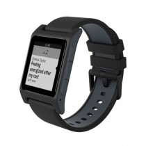 Pebble 2 Heart Rate Smartwatch Black