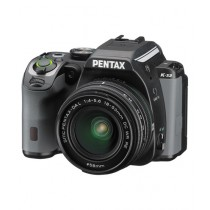 Pentax K-S2 DSLR Camera Black with 18-50mm Lens