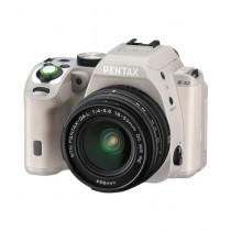 Pentax K-S2 DSLR Camera Desert Beige With 18-50mm Lens