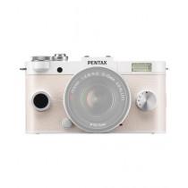 Pentax Q-S1 Mirrorless Digital Camera Pure White (Body Only)