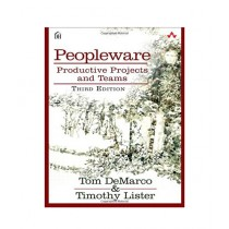 Peopleware Productive Projects and Teams Book 3rd Edition