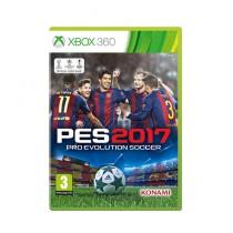 PES 2017 Pro Evolution Soccer Game For Xbox 360