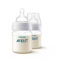 Philips Avent Anti Colic Baby Bottle 125ml Pack Of 2 (SCF810/27)