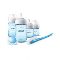 Philips Avent Newborn Natural Starter Set Blue (SCD290/14)