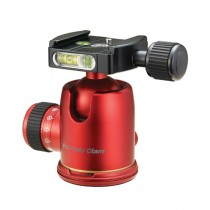 Photo Clam Ball Head Red (PRO 34NS)