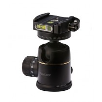 Photo Clam Pro Gold II PQRS BallHead With Screw-Knob Clamp