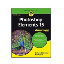 Photoshop Elements 15 For Dummies Book 1st Edition