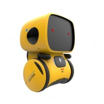 Planet X Voice Control And Dancing Robot Toy Yellow (PX-10860)