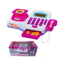 Planet X Cash Register With Scanner & Credit Card (PX-10293)