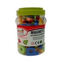 Planet X Magnetic Alphabet Jar (PX-9708)
