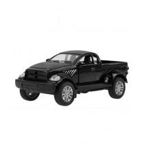 Planet X Metal Pickup Truck Model Black (PX-10207)