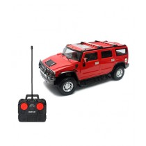 Planet X Rc Hummer 4 Channel Red (PX-9839)