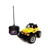 Planet X Rc King Sports Jeep Yellow (PX-9864)