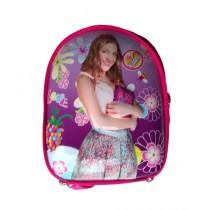 Planet X Super Girl Kindergarten 3D Lunch Bag (PX-9688)