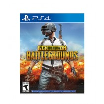 PlayerUnknown's BattleGrounds Game For PS4