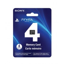Sony PlayStation Vita 4GB Memory Card