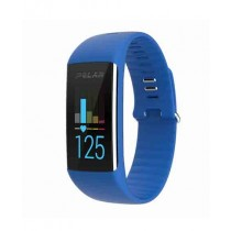 Polar Fitness Tracker with Wrist Heart Rate Monitor Blue (A360)