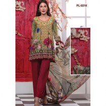 Popular Style La-Rideau Women's Lawn - Vol 3 (PL-0218)