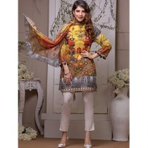 Popular Style Mughal Women's Lawn - Vol 3 (PL-0518)