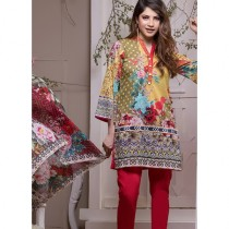 Popular Style Red Bliss Women's Lawn 2018 - Vol 3 (PL-0118)