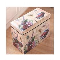 Portable Product Storage Boxes Plus Stool Seats