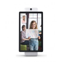 "Portal Plus From Facebook 15.6"" Video Calling with Alexa Built-in White"