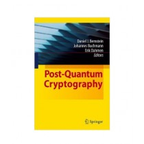Post-Quantum Cryptography Book